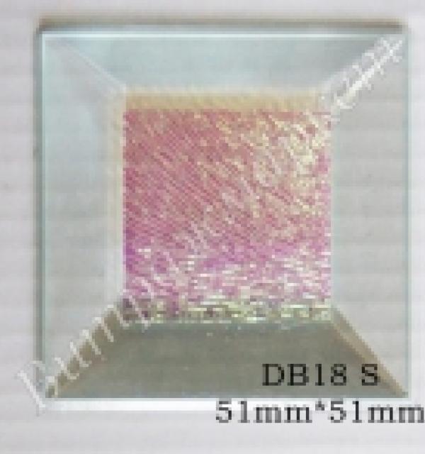 Фацет Dichroic Bevels DB18S/RB1508.2 квадрат