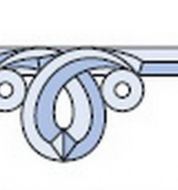Фацет Decra Bevels DB389 дверной набор
