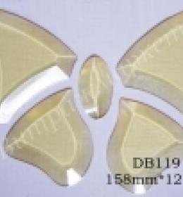 Фацет Decor Bevels DB119I бабочка