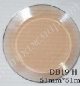 Фацет Decor Bevels DB58H круг